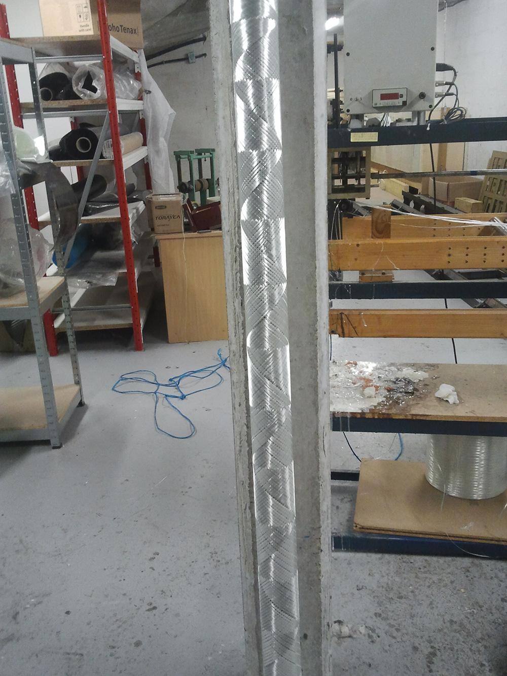 Enroulement filamentaire